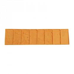 Matrice imitation Bordure simple brique