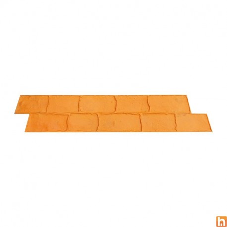 Imitation Double Paving Stone Edging Pattern