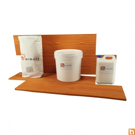 Complete imprinted concrete kit