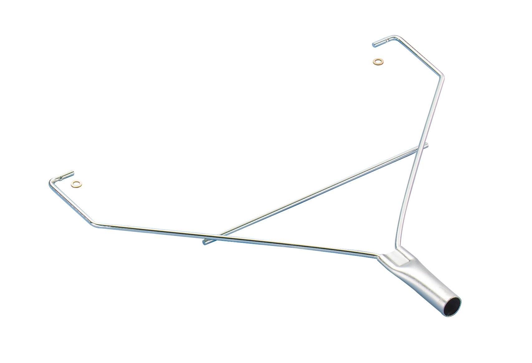 rollerhalter f r 500 mm roller harmony beton. Black Bedroom Furniture Sets. Home Design Ideas