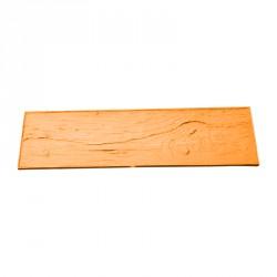 Matrix rand van de plank met rustieke houten