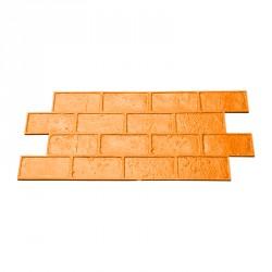 Matrice imitation briques