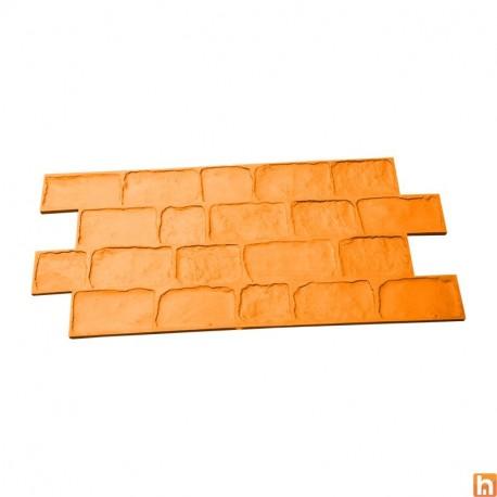 Imitation irregular cobblestone pattern
