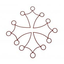 Krzyż Occitane