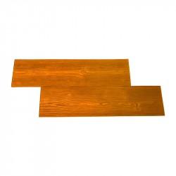 Vermietung-Matrix-Imitation von Holz-Klinge 25 cm