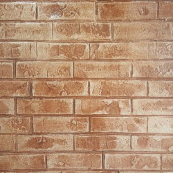 Matryca Cegła na ścianie