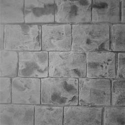 Bedrukt beton set - Belgische bestrating