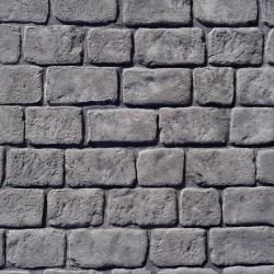 Kit beton-footprint aspekt unregelmäßige Pflastersteine dichtung breit