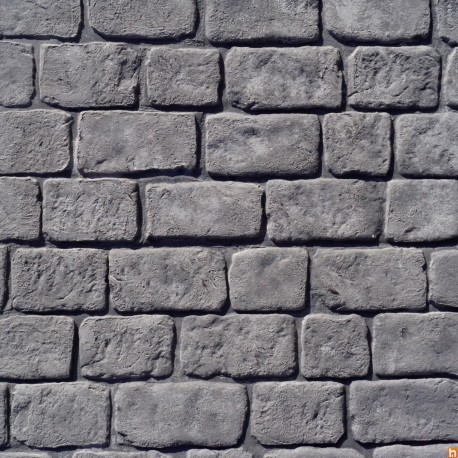 Imprinted concrete kit - Marseilles Cobblestones