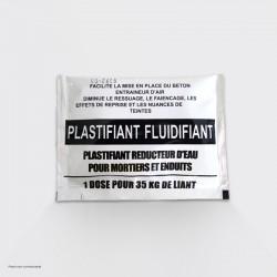 Plasticizer - Plasticizer Dose 40 gr