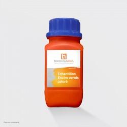 Enviro Colored seal sample