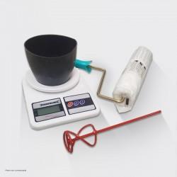Kit outils vernis bi composant