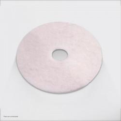 Pad monobrosse blanc 406