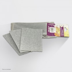 Permapro Garniture papier pour cale