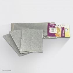Garniture papier pour cale
