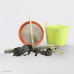 Kit outils béton lissé