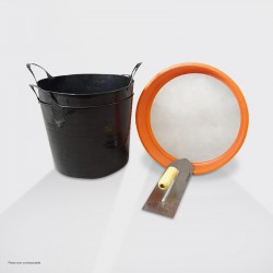 Mini kit outils pour béton lissé