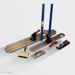 Kit outils Béton empreinte