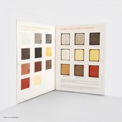 Nuancier couleur Béton imprimé