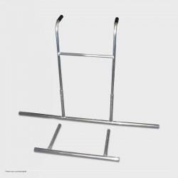 Kits barres à débuller aluminium