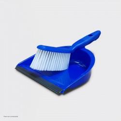 Shovel + small brush