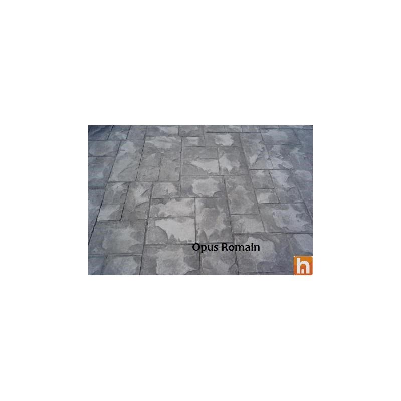 Volledige bedrukt beton set harmony beton - Harmonie beton ...