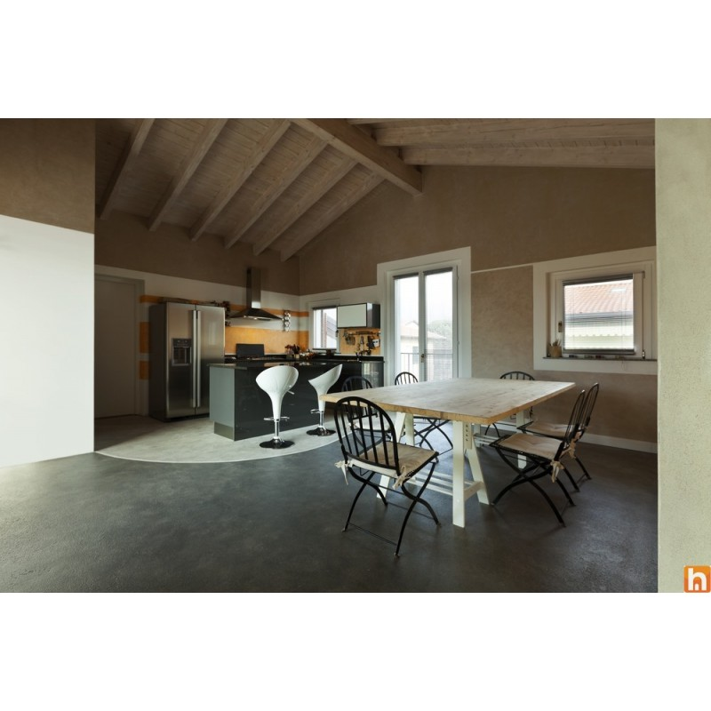 vollst ndiges patiniertes beton set harmony beton. Black Bedroom Furniture Sets. Home Design Ideas