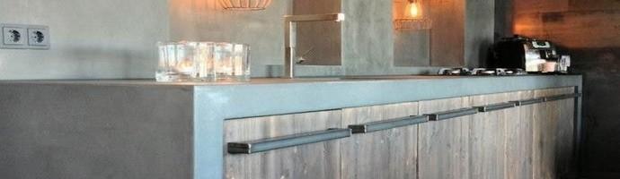 b ton d coratif pour une cuisine. Black Bedroom Furniture Sets. Home Design Ideas