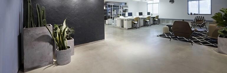 Decoratieve beton