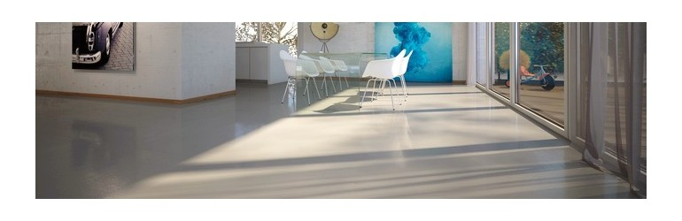 Elegant Polished Concrete Kits