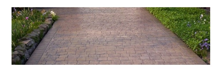 Stamped Concrete Kits
