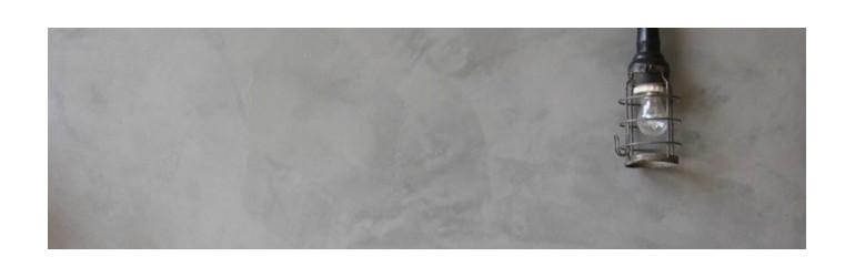 Waxed Concrete Wall Kits