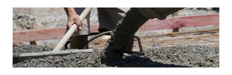Additieven voor beton