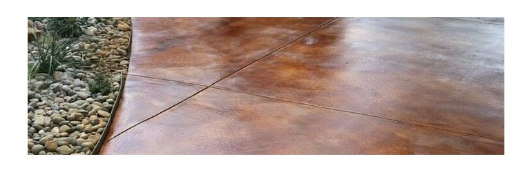 High Quality Acid Stain Concrete