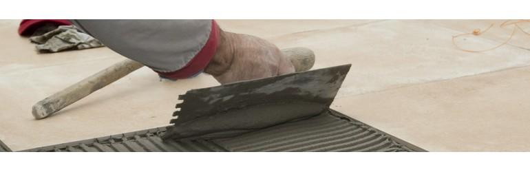 Reparatur der Oberflächen