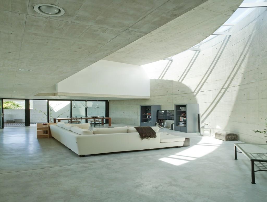 Gepatineerd beton harmony b ton - Harmonie beton ...